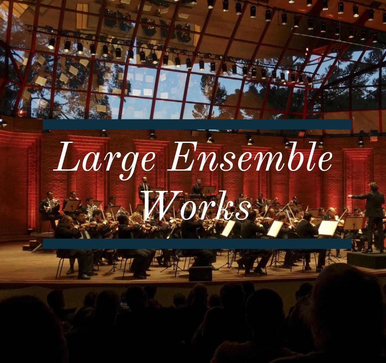 Large Ensemble Works